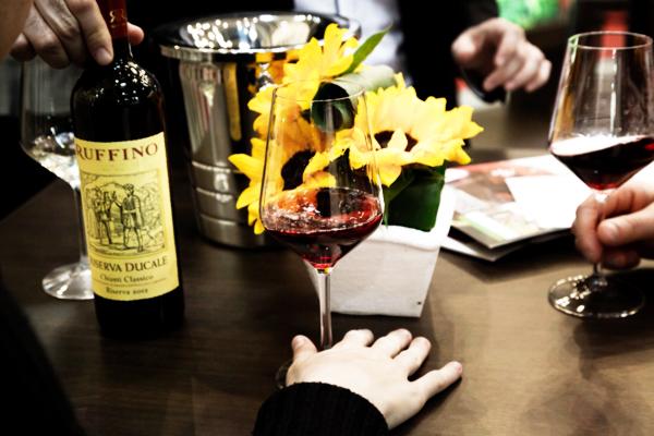 Degustazione al buio e wine tour Ruffino