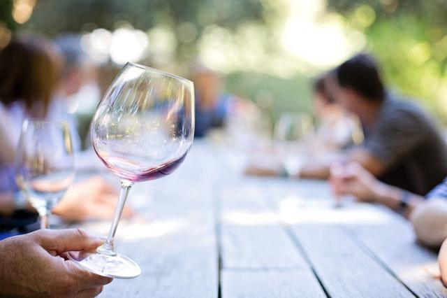Passeggiando tra i grandi vini