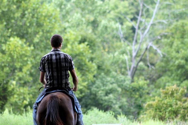 Passeggiata a cavallo nel cuore della Sabina